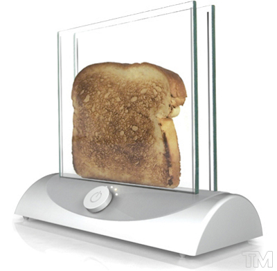 Clearly The Best Toaster